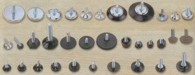 Niveladores con rotula